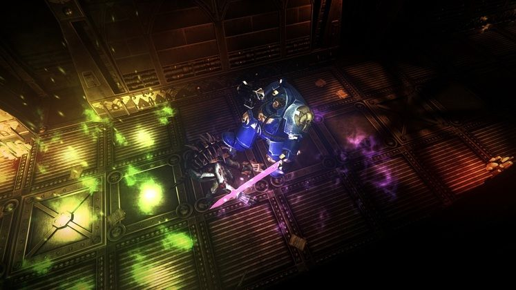Space Hulk: Ascension and DLC Delisted From Steam