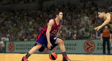First NBA 2K14 screenshots show off LeBron James, Euroleague