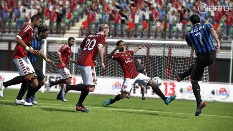 FIFA 13 enjoys series record sales in US on PS3, 360