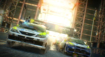 DiRT 2 PC takes advantage of DirectX 11, delayed until December 2009