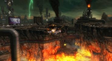 Sine Mora set to arrive on PC this November