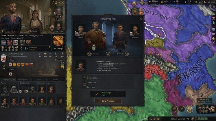 Crusader Kings 3 Culture Change Guide