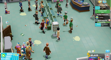 Two Point Hospital Golden Toilet - How To Get The Golden Toilet Free DLC