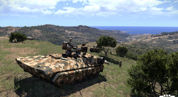 Armored personnel carriers coming to ArmA III