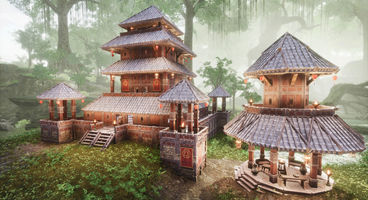 Conan Exiles DLC - The Imperial East Pack Released
