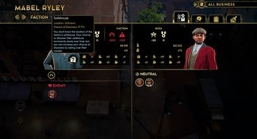 Empire of Sin Update 1.03 Introduces Hidden Safehouses, Stronger Security Guards