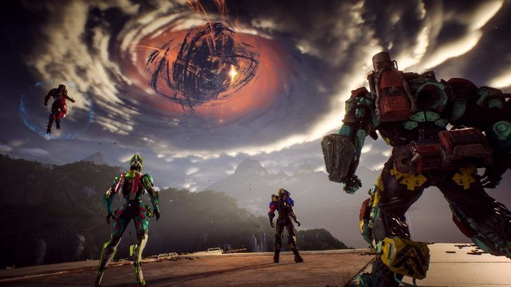 Anthem's Echoes of Reality Playable Until