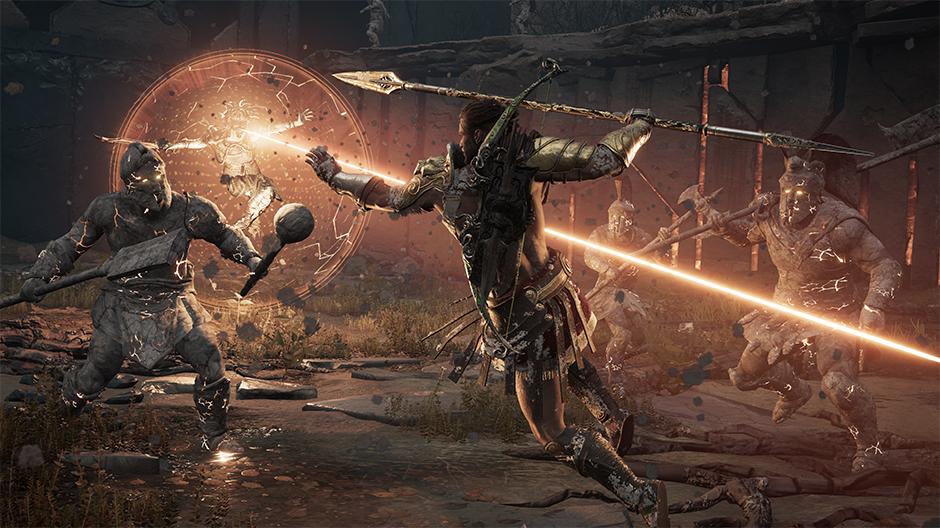 Acodysseygamescomhero Assassins Creed Odyssey Photo Mode