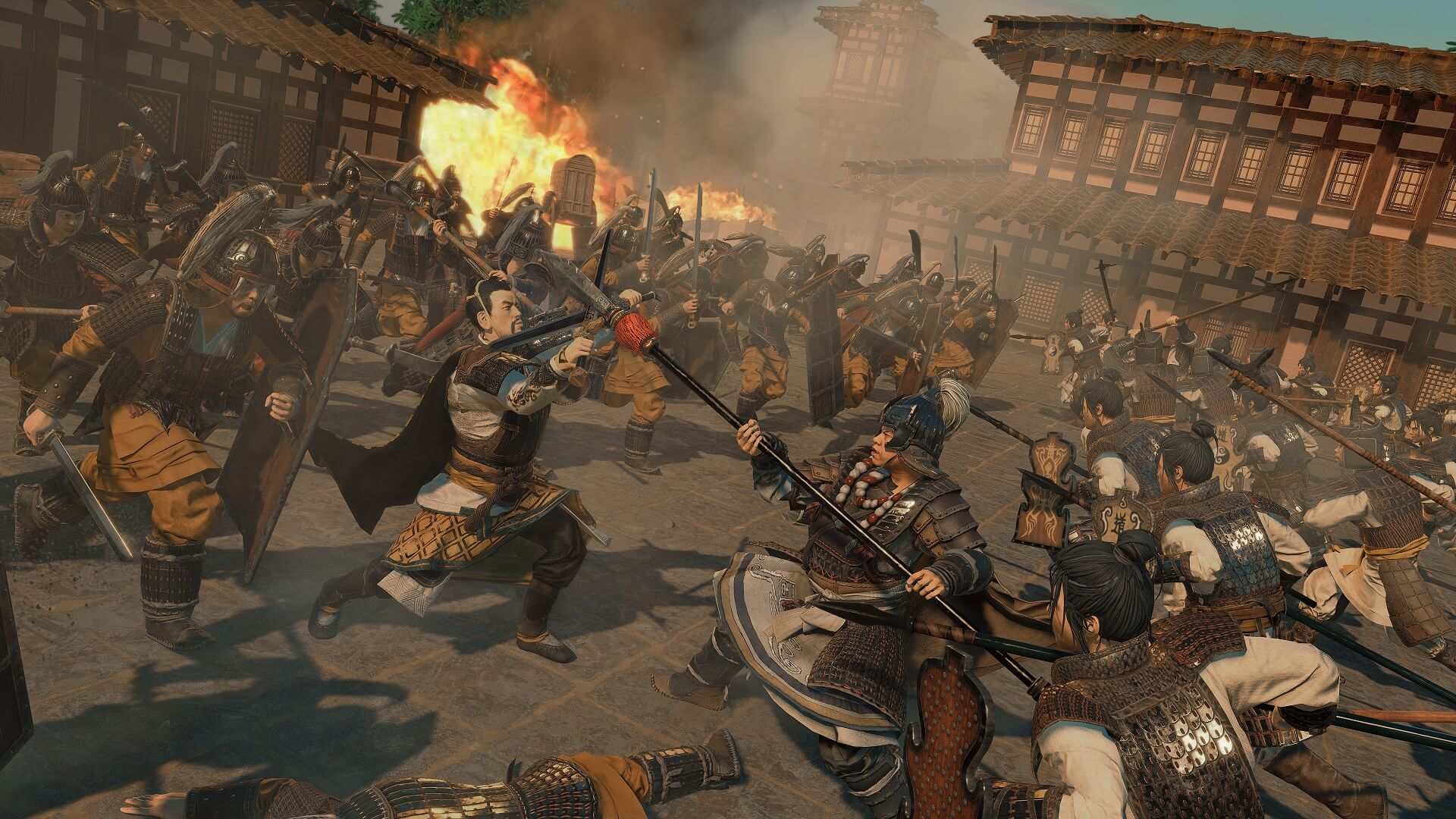 Total War Three Kingdoms Patch Notes Mandate Of Gamewatcher