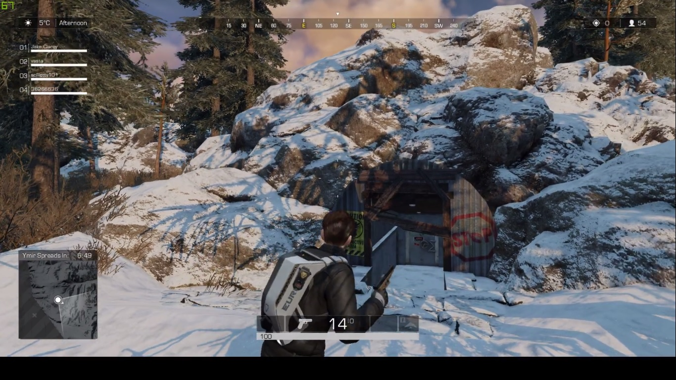 Ring of Elysium Sheriff Shelter - How to Complete Sheriff Shelter C