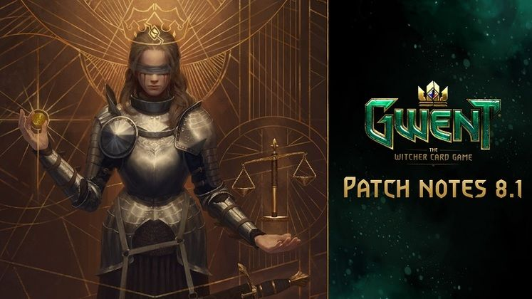 Gwent Patch Notes - Update 8.1 Adds New Madoc Card, Fixes and More