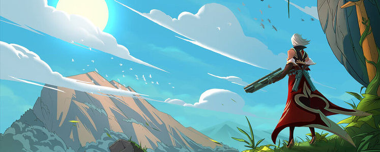 Battlerite Royale - Gameplay Reveal Trailer Released