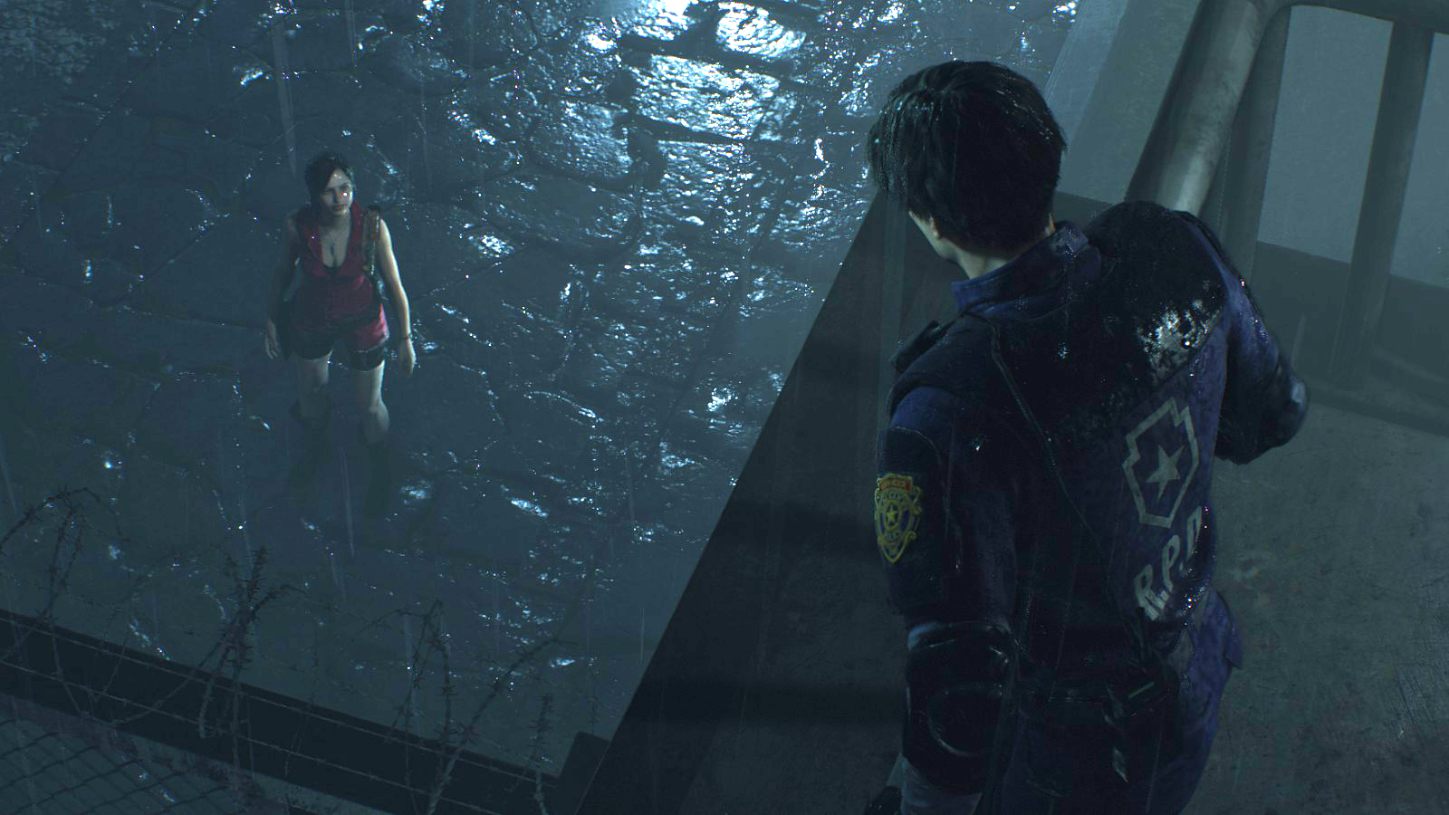 Resident Evil 2 Remake Original Outfits - How to Unlock