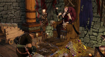 The Sims Medieval: Pirates and Nobles announced