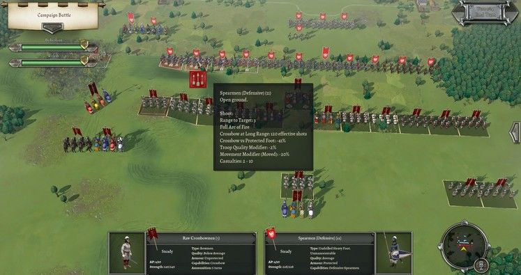 Field of Glory II: Medieval Review - Miniature wargaming in a digital framework