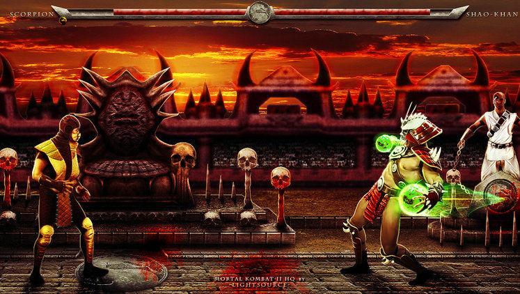 Mortal Kombat Arcade Kollection dated
