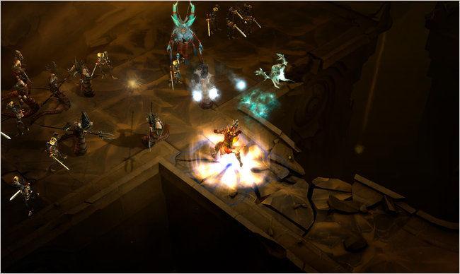 Blizzard confirms Diablo III coming to consoles