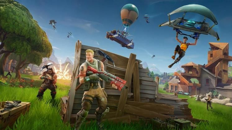 Fan Creates Fortnite Battle Royale Building Simulator To Help You Train