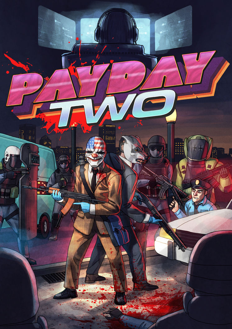 Overkill and Dennaton Games announce PAYDAY 2: Hotline Miami DLC