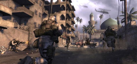 Six Days in Fallujah game not dead, Atomic is looking for publisher