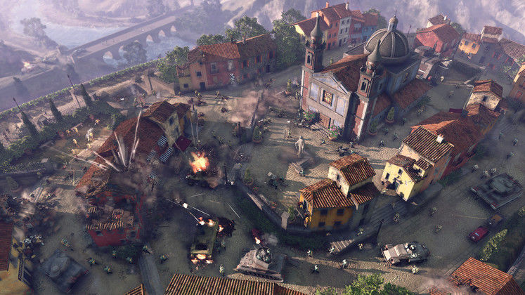 Here's how to sign-up for the Company of Heroes 3 'Pre-Alpha Preview' Demo