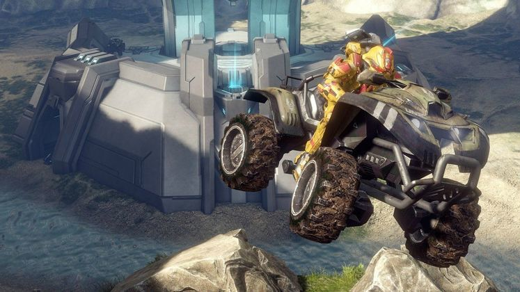 343 Industries release ridiculous Halo 4 stats