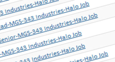 343 Industries hunting new blood for Halo game, over 20 job spots