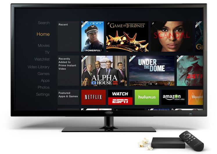 Amazon launches $99 Fire TV games console