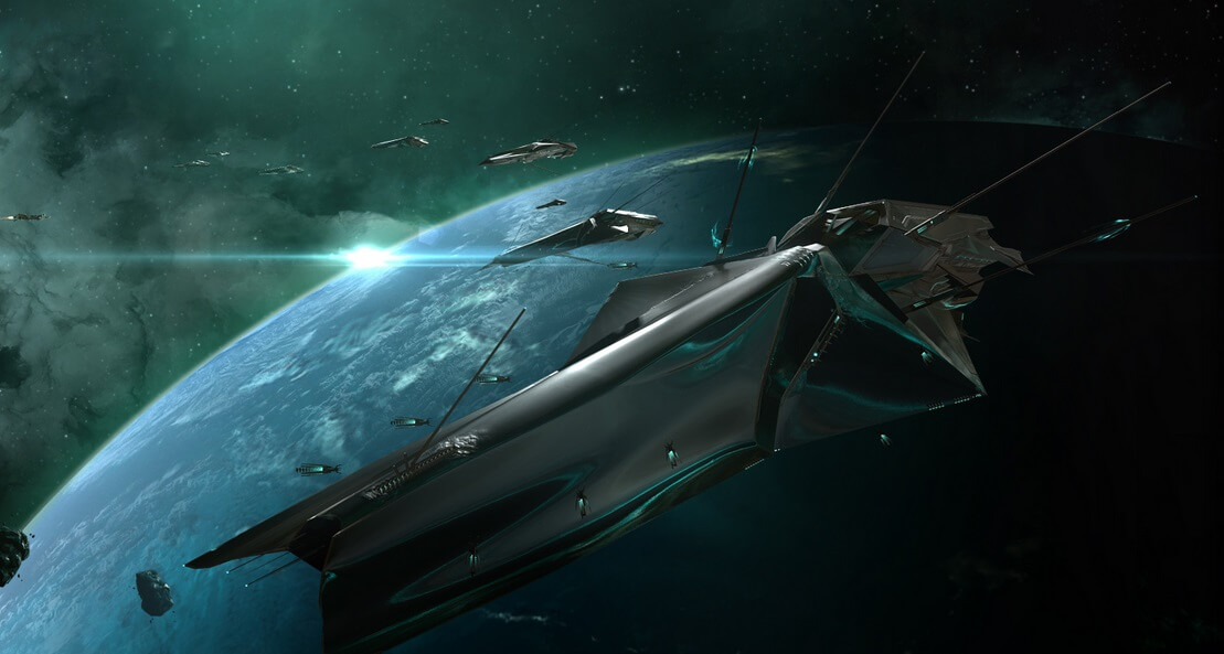 EVE Online Drifters Launch Huge Surprise Attack on Players | GameWatcher