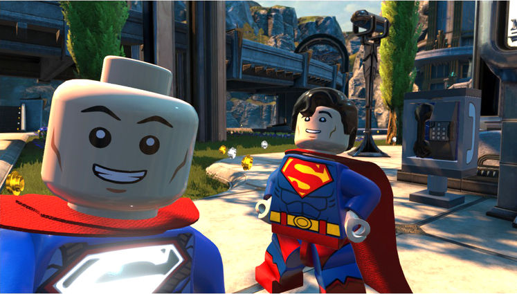 LEGO DC Super Villains Flying Character - Where to Find One in the Hub World