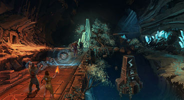 Son of Nor launches on Kickstarter from Austrian indie Still Alive Studios