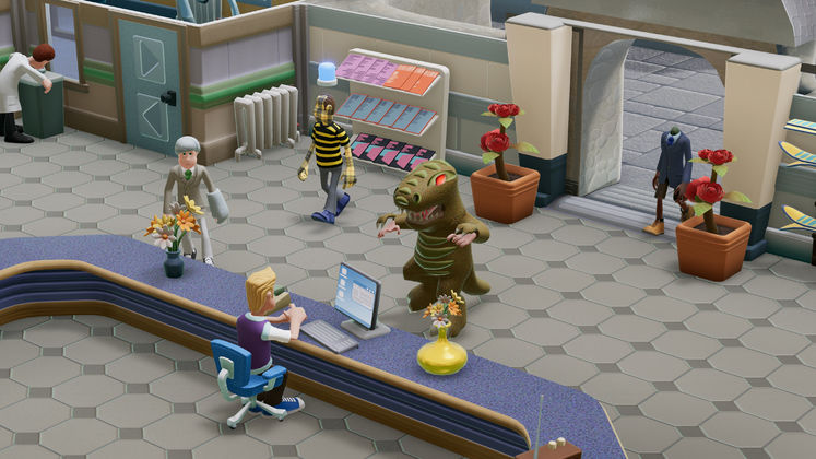 First Two Point Hospital DLC Expansion Revealed, and It's Out Now