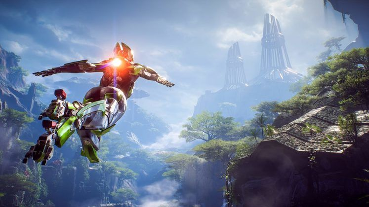 Anthem Now Available for all Origin Access Subscribers