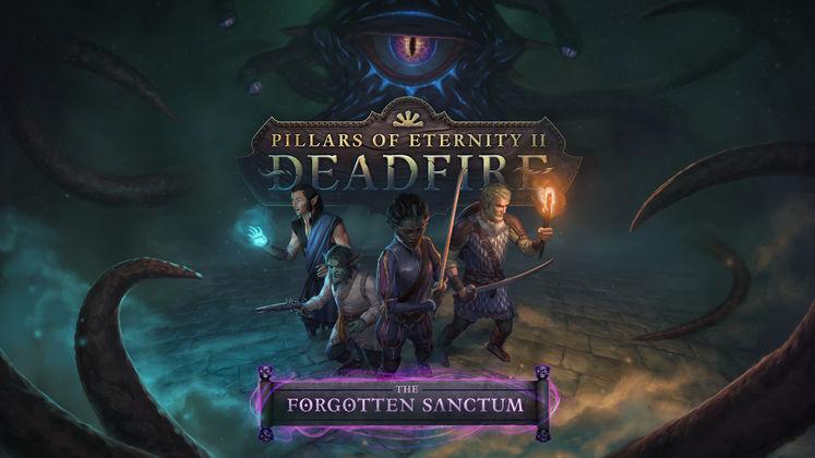 Pillars Of Eternity II: Deadfire's Final DLC, The Forgotten Sanctum, Is Headed For A December Release