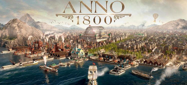 Anno 1800 Season Pass Details Announced