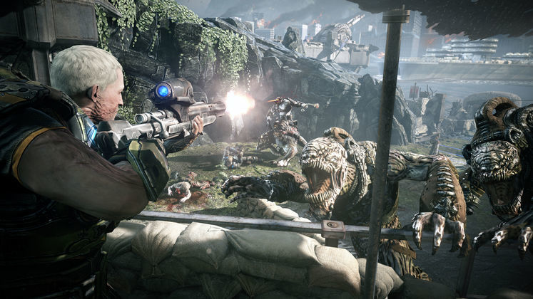 Gears of War: Judgment officially gets Season Pass for DLC