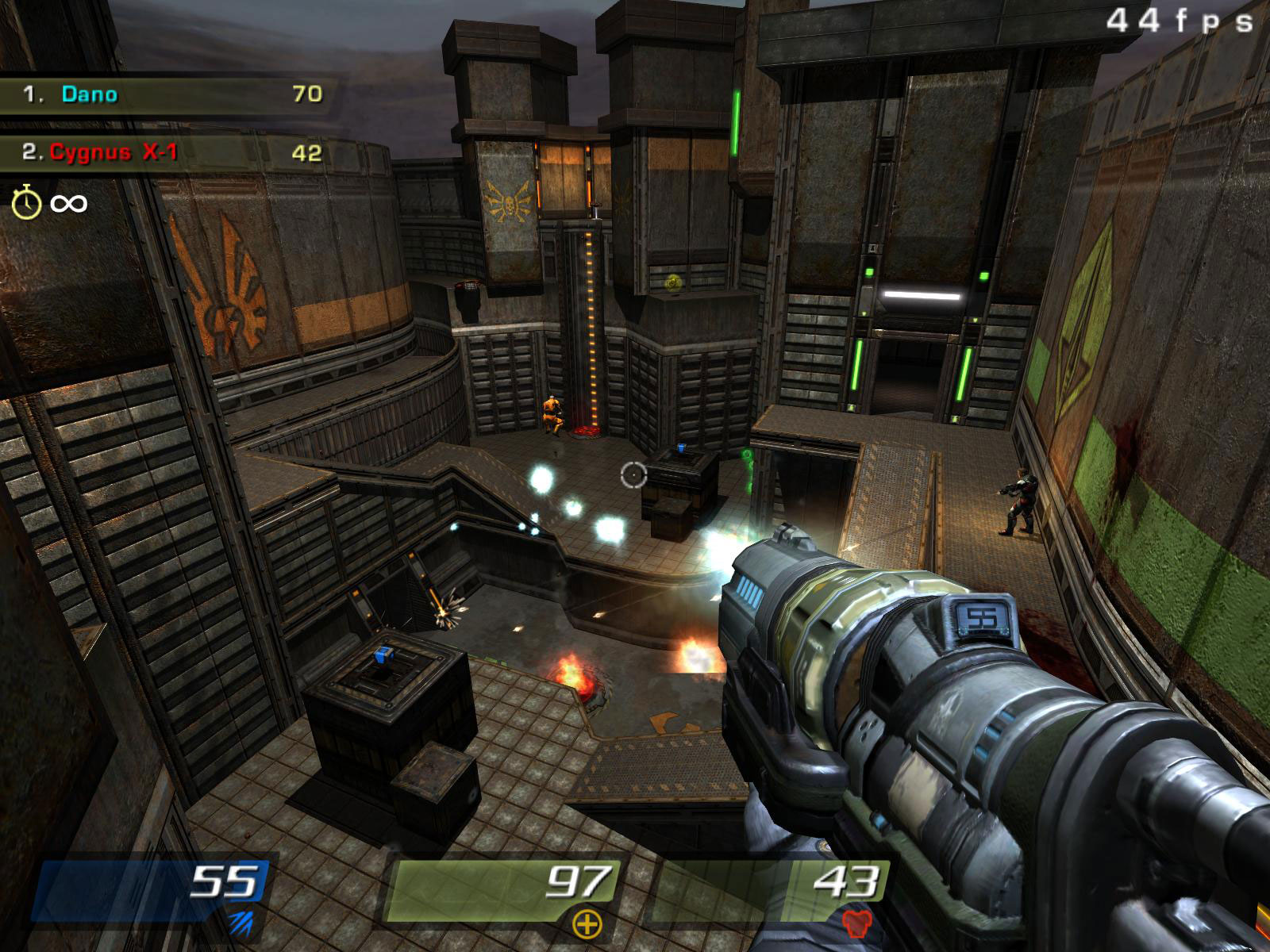 Quake 4 (2005) pc review | old pc gaming.
