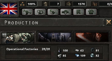 Paradox detail changes to factory production in Hearts of Iron IV
