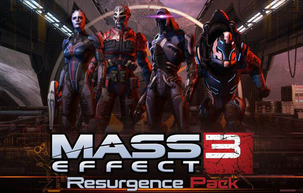 BioWare: Don't buy the Resurgence Pack DLC for Mass Effect 3 on Marketplace