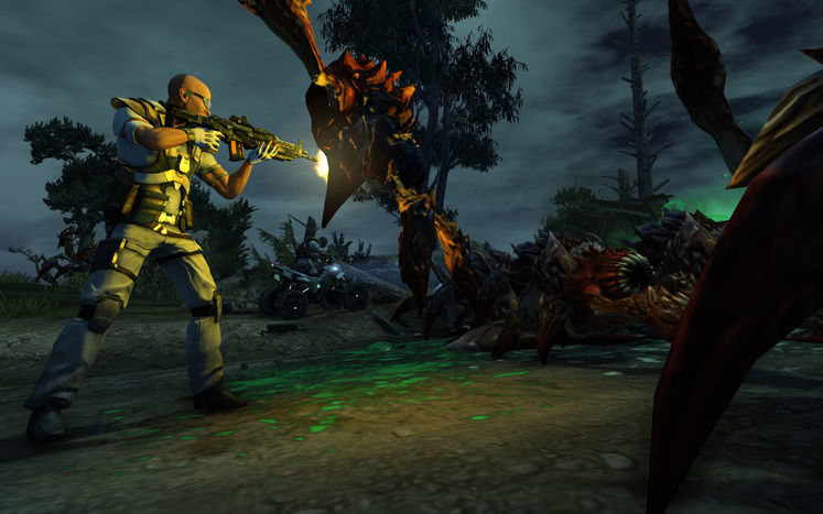 Defiance first PC beta launching on weekend of 18th January