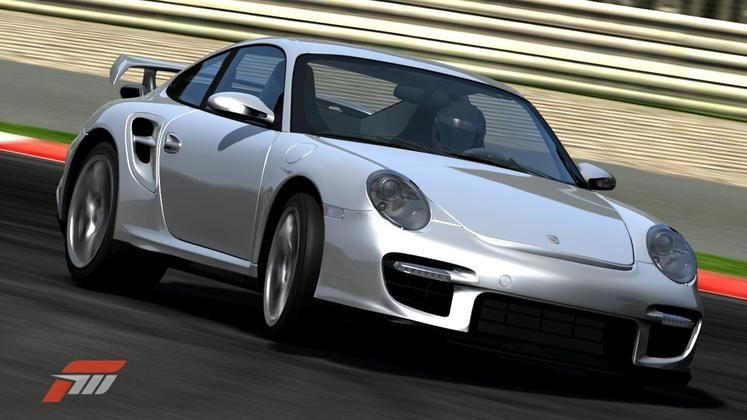 EA blocks Porsche from being in Forza 4