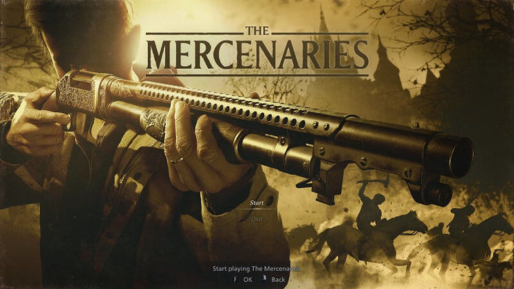 Resident Evil Village The Mercenaries - When and How to Access the Mode