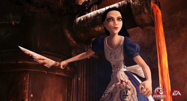Alice: Madness Returns exposes brains with a pepper grinder