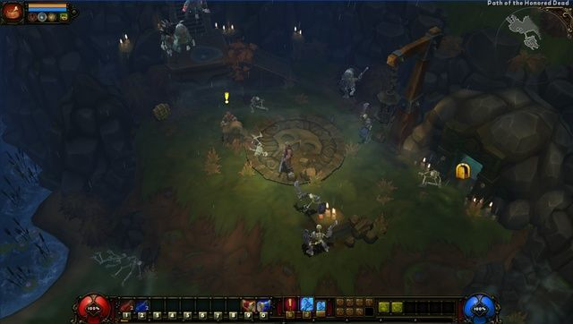 Torchlight II launching in September