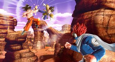 New DragonBall Z Action RPG Announced, Entering Development in 2021