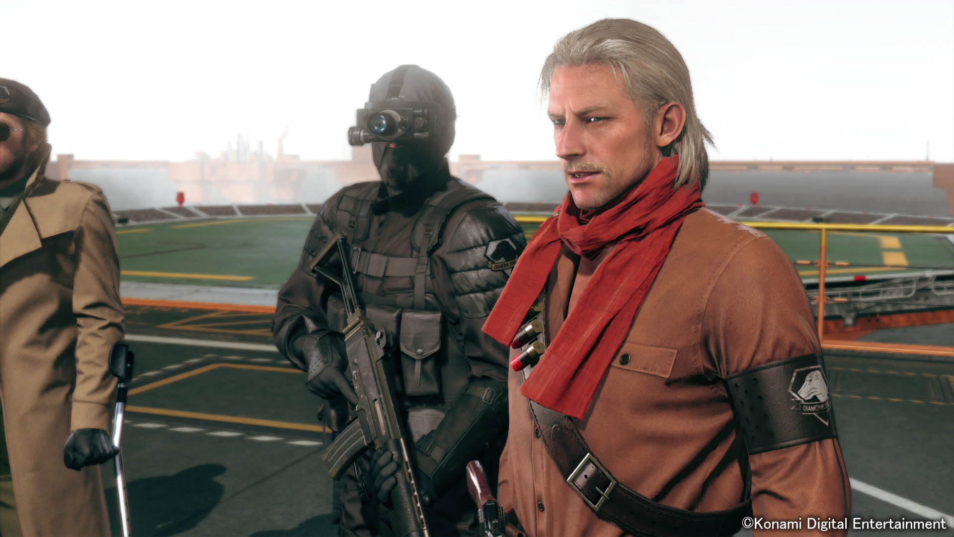 """Konami releases batch of high-def Metal Gear Solid 5 screens"""" from"""