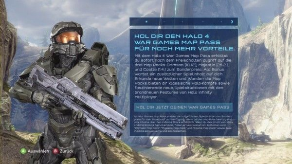 Halo 4 DLC release dates leaked