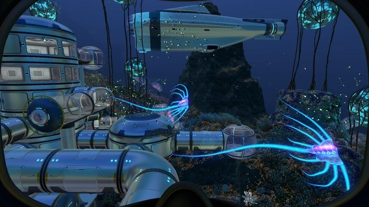Subnautica Gets Its First Update After Launch