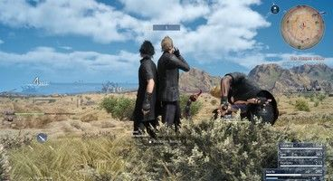 First Final Fantasy XV Mod improves performance and loading times