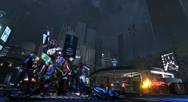 Killing Floor 2: Dystopian Devastation Update Adds Neon-Tinged Map, New Weapons, and More